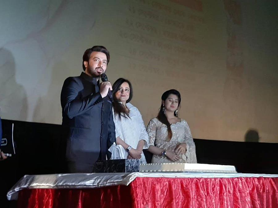 সালমান শাহ জন্মোৎসব ২০১৯' উদ্বোধনে শাকিব খান