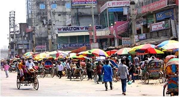 করোনা : রূপগঞ্জের বেশির ভাগ মানুষই মানছেন না নির্দেশনা