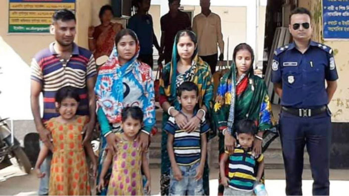 নেত্রকোনার আট বাংলাদেশিকে ফেরত দিয়েছে ভারত