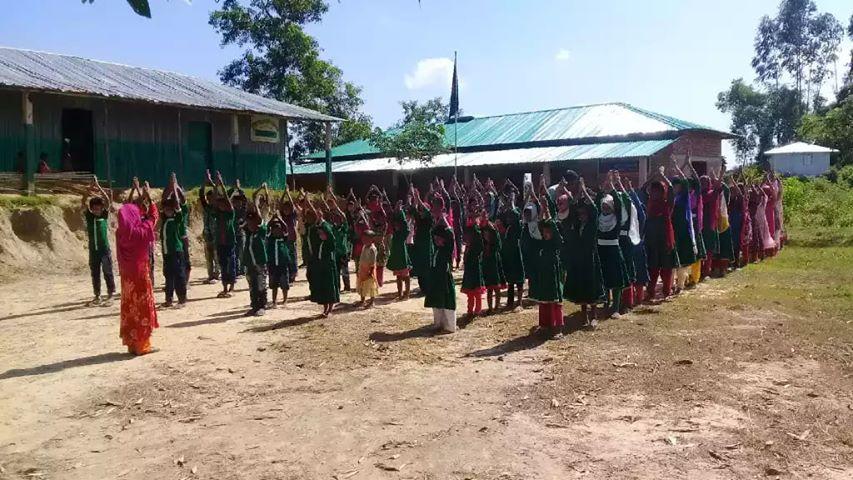 ধুইল্যাপাড়া বেসরকারি প্রাথমিক বিদ্যালয়
