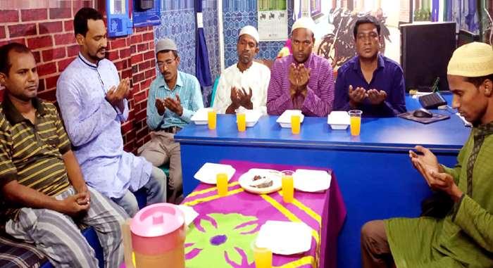 নন্দীগ্রাম প্রেস ক্লাবের ইফতার মাহফিল অনুষ্ঠিত