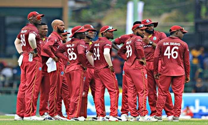 বাংলাদেশ সফর; ওয়েস্ট ইন্ডিজের টেস্ট ও ওয়ানডে দল ঘোষণা