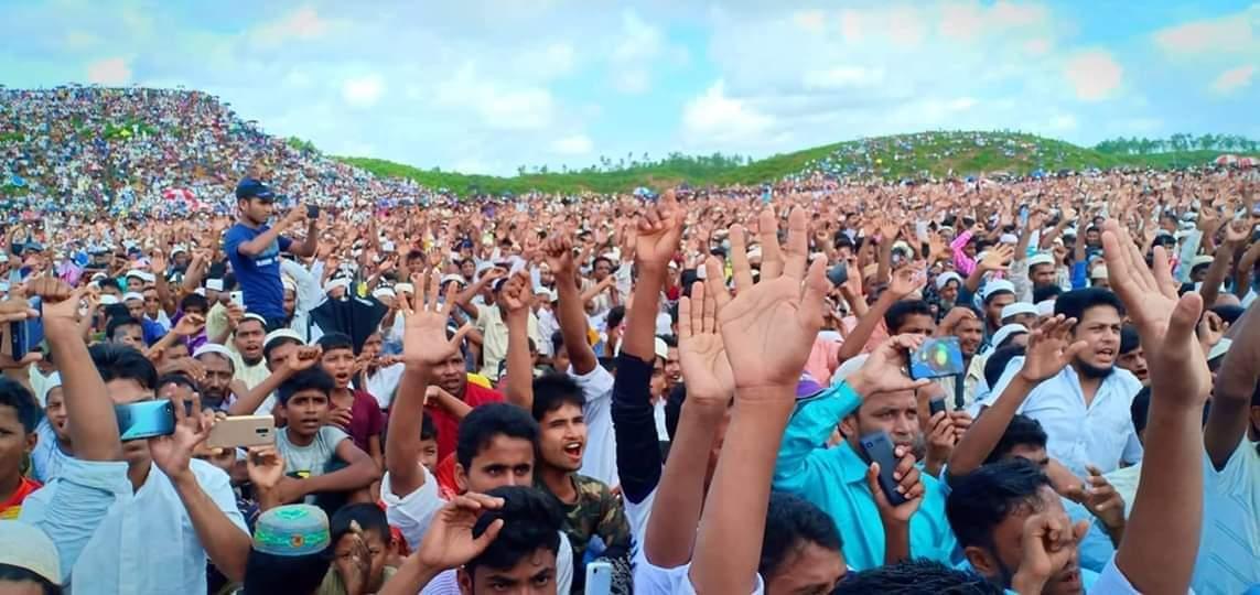 রোহিঙ্গা প্রত্যাবাসনে সিঙ্গাপুরকে বাংলাদেশের আহ্বান
