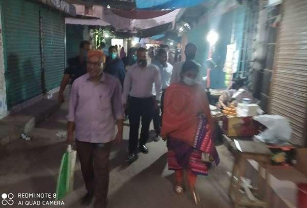 লালপুরে করোনা ভাইরাস প্রতিরোধে সব দোকান বন্ধ