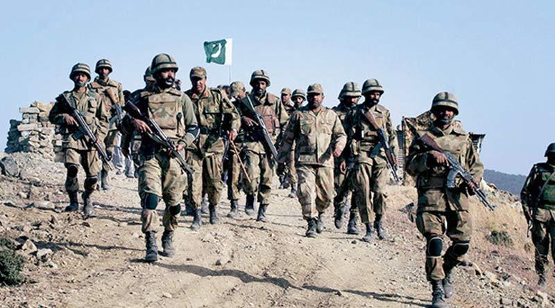 কাশ্মীর সীমান্তে সেনার সংখ্যা বাড়াচ্ছে পাকিস্তান সরকার