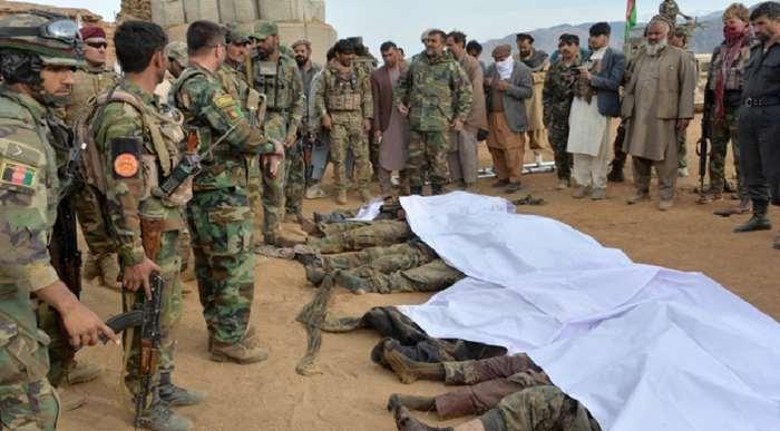 আফগানিস্তানে দফায় দফায় বোমা হামলা; চার পুলিশ নিহত