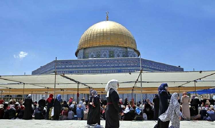 খুলে দেওয়া হল ঐতিহাসিক আল-আকসা মসজিদ