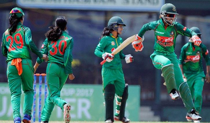 পাকিস্তান সফরে যাবে বাংলাদেশ নারী ক্রিকেট দল