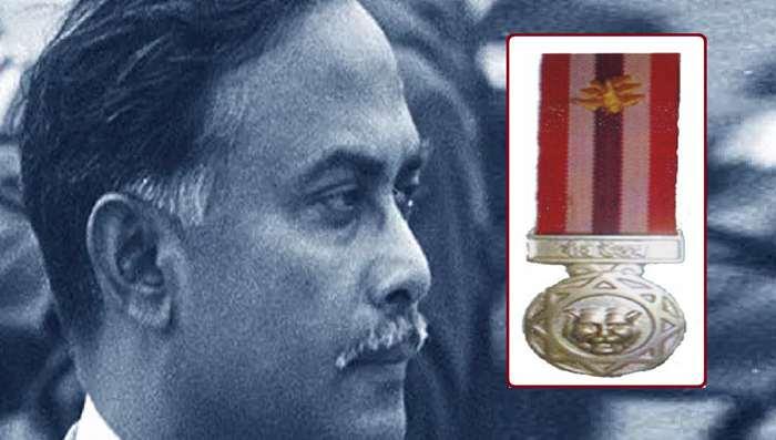 সামরিক শাসক জিয়াউর রহমান হারাচ্ছেন 'বীর উত্তম'  খেতাব