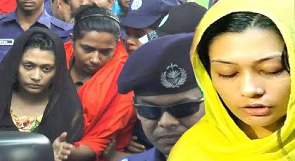 আয়শা সিদ্দিকা মিন্নির জামিন বাতিলের আবেদন রাষ্ট্রপক্ষের