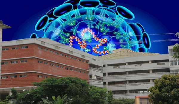 করোনাভাইরাস : মহাখালী ডিএনসিসি মার্কেট হচ্ছে হাসপাতাল