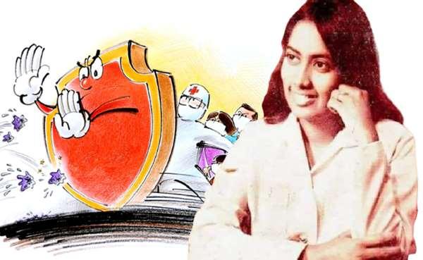 সুরাইয়া হেলেন এর কবিতা : 'করোনাকে দেবো হারিয়ে'