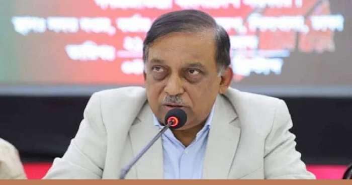 স্বরাষ্ট্রমন্ত্রী আসাদুজ্জামান খাঁন কামাল