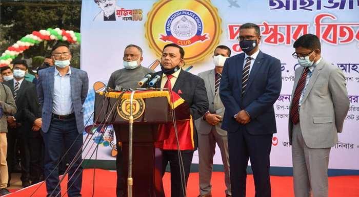 বাংলাদেশ পুলিশ ক্রিকেটে এপিবিএন চ্যাম্পিয়ন