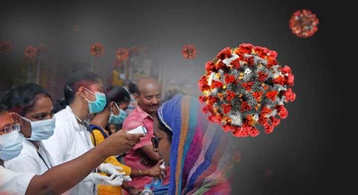করোনা পরিস্থিতি : ভারতে রেকর্ড ৩৬৮৯ জনের মৃত্যু