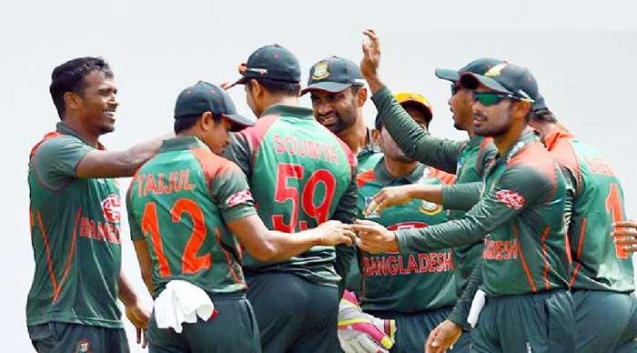 জিম্বাবুয়ে সফরে বাংলাদেশে দল ঘোষণাকরেছে ক্রিকেট বোর্ড