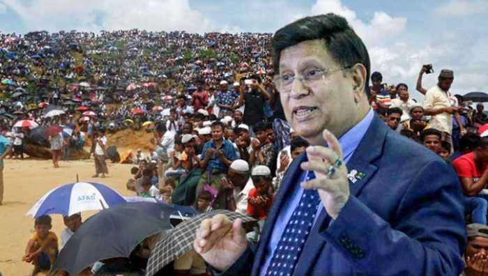 রোহিঙ্গাদের আশ্রয় দিতে বাধ্য নয় বাংলাদেশ : পররাষ্ট্রমন্ত্রী