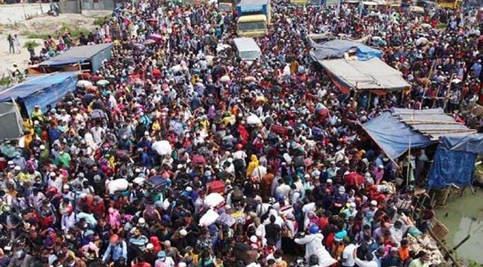 'দেশের সব ফেরিঘাটে বিজিবি মোতায়েন'