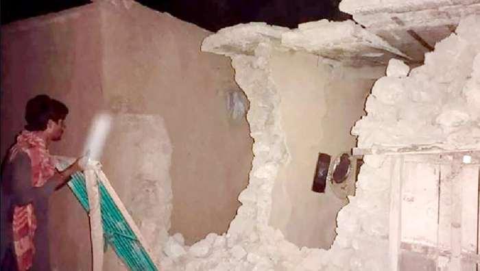 পাকিস্তানের বেলুচিস্তানে ভূমিকম্প, অন্ততপক্ষে নিহত ২০