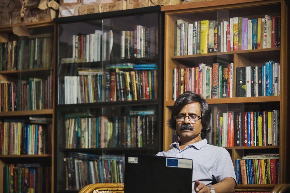 """মোজাম্মেল হক নিয়োগী এর কবিতা : """"ঘরবন্দি ২"""""""