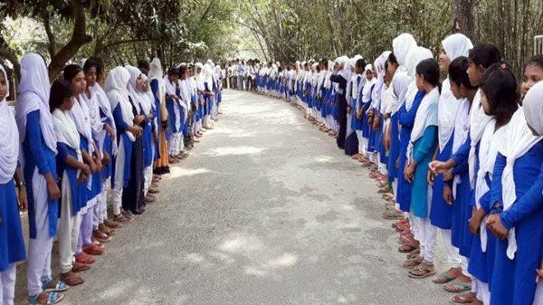 রাজশাহীতে ধর্ষকে গ্রেপ্তারের দাবীতে ফের আন্দোলন
