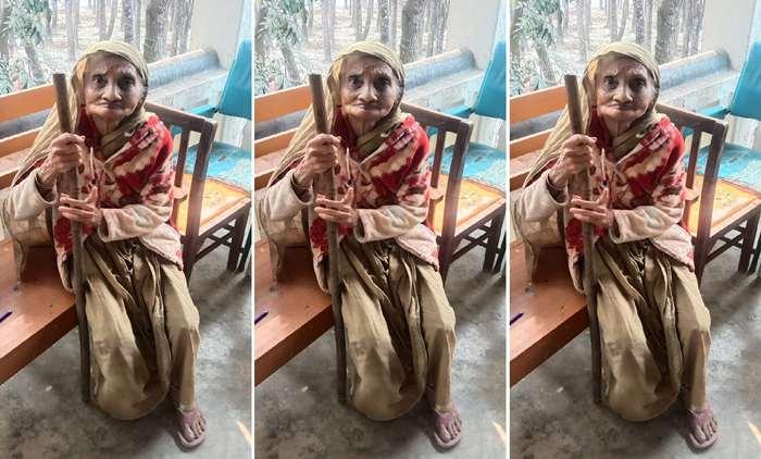 শত বছরেও অনুদান জোটেনি ছলেমান বিবির কপালে