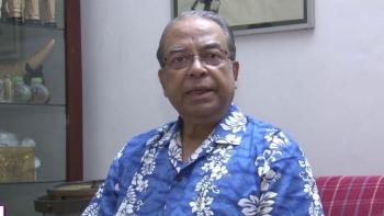 সাংবাদিক মাহফুজ উল্লাহ