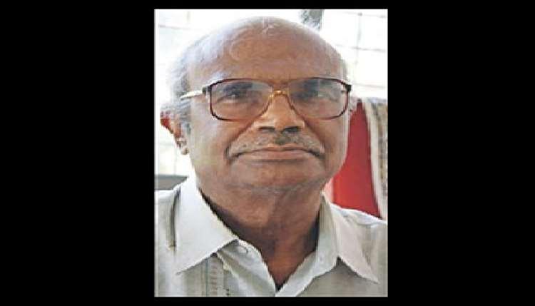 জাতীয় অধ্যাপক তালুকদার মনিরুজ্জামান আর নেই