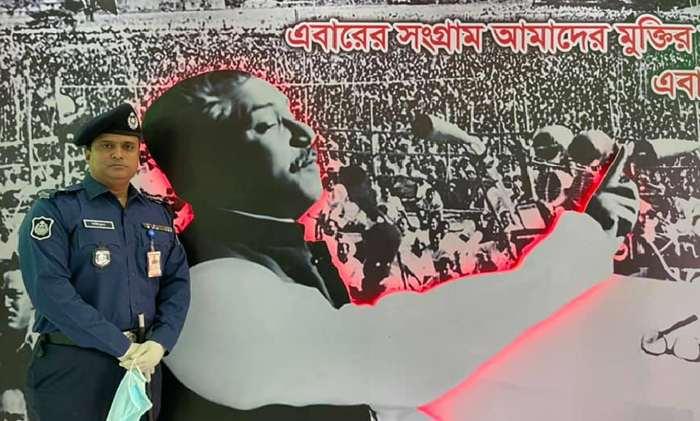 হামার কুড়িগ্রামবাসী : মহিবুল ইসলাম খান
