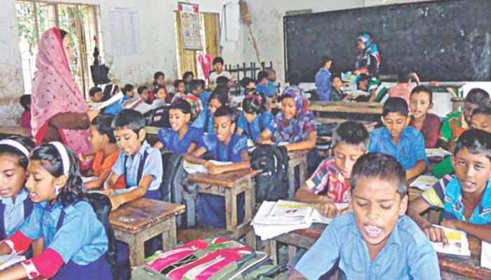 কুড়িগ্রামে প্রাথমিক বিদ্যালয় গুলোর কোটি কোটি টাকা হরিলুট