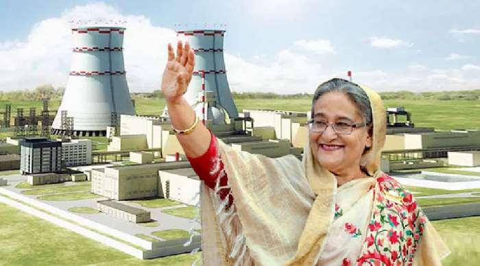 বাংলাদেশ প্রধানমন্ত্রী শেখ হাসিনা