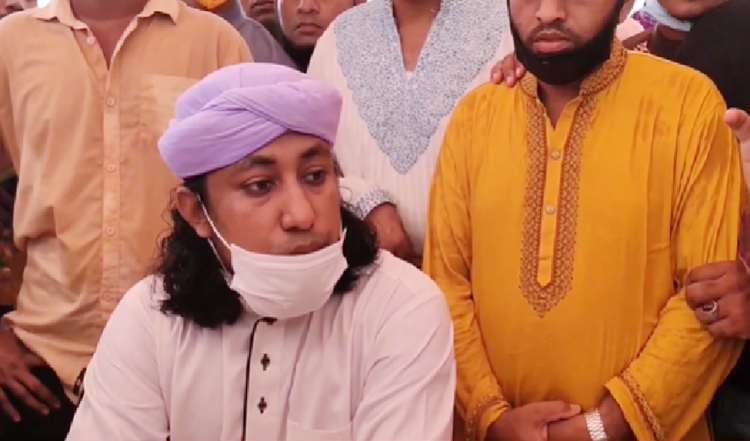 গিয়াস উদ্দিন আত-তাহেরীর সভা বন্ধ করে দিলো পুলিশ
