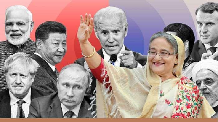'বিশ্ব নেতাদের চার পরামর্শ শেখ হাসিনার'